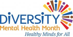 diversity mental health logo